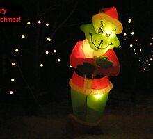 Merry Grinchmas! by Cheryl Dunning