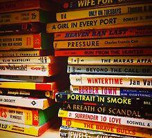Pulp Novels by AnnieCherry