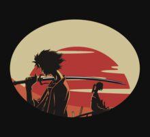 Samurai Champloo by eatplayfuck