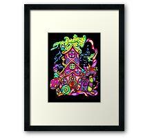 Gnome House Framed Print