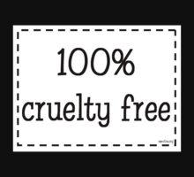 100% Cruelty Free by Samitha Hess