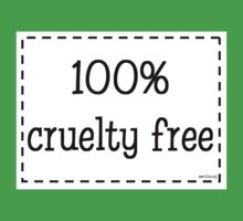 100% Cruelty Free Kids Clothes