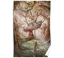 Fisherman of the Forest Poster