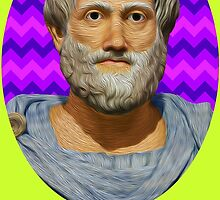 Aristotle by ayay