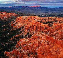 Last Light in Bryce by Nolan Nitschke