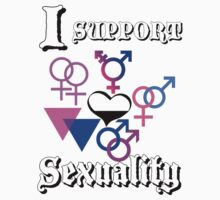 I Support Sexuality by CelticFox