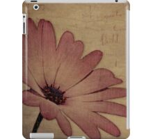 Thorn Tree in the Garden iPad Case/Skin
