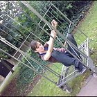 MODELING ON A SHOPPING TROLLY by jordand94