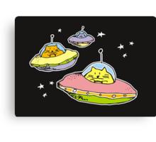 spacecats Canvas Print
