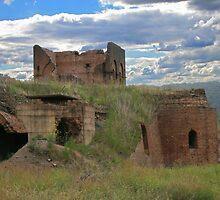 Lithgow Ruins by rossco