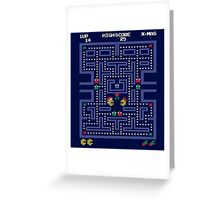 Pacman Fever Greeting Card