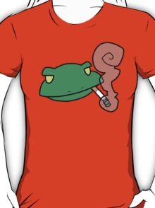 Smoking Frog T-Shirt