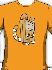 Game Boy Cat T-Shirt