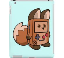 Game Boy Fox iPad Case/Skin