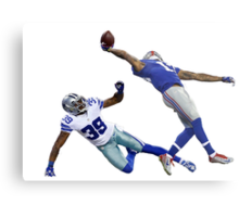 O'dell Beckham Jr. Metal Print