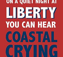 Beat Coastal! by BlueRedColdDead