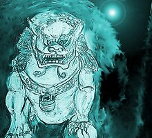 Foo Dog 3 by Ryanchaudhry2