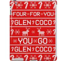 You Go Glen Coco! iPad Case/Skin
