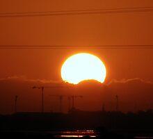 Sunset - 2 23-11-07 by Sharon Perrett