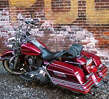 The Queens King 1995 RoadKing by Luuezz