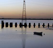 Sunset - 4 23-11-07 by Sharon Perrett