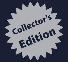 Collector's Edition by Aaron Garcia
