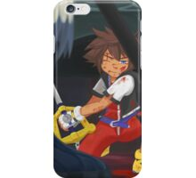 KH: Riku-Ansem Battle iPhone Case/Skin