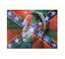The New Confederacy (2000) Art Print