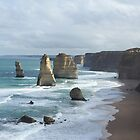 The 12 Apostles by ©Josephine Caruana