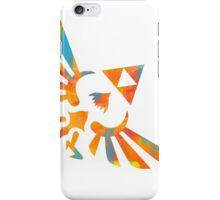 Skyward Sword Paint Orange iPhone Case/Skin