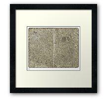 pendance Framed Print
