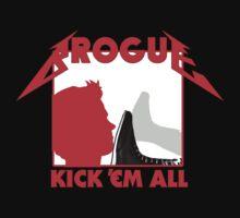 Brogue Kick 'Em All by David Bankston