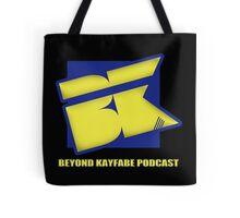 Beyond Kayfabe Logo - Retro 90's Tote Bag