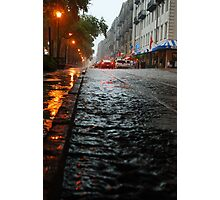 River Street, Savannah 2 Photographic Print