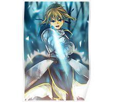 Fate / Saber Poster