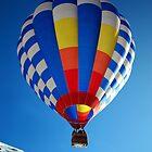 Hot Air Balloon by Adrian Richardson