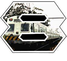 Fr8 Train by crossesdesign