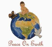 Peace On Earth by Ilunia Felczer