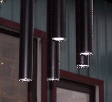 Rained Chimes by Stephanie Lawrence
