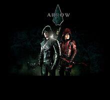 Arrow/Arsenal by Enovv