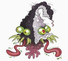 Two-Faced Germ by bogleech