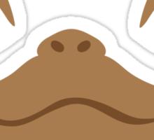 Gizmo gremlin cutie face Sticker