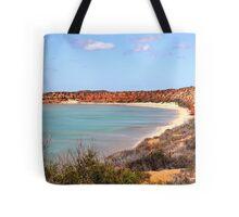 blue bay Tote Bag
