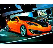 Hyundai Surprises Photographic Print