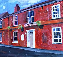 The Station, at Hedon by Andrew Reid Wildman