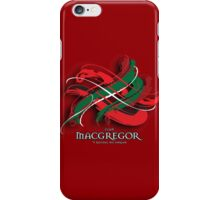 MacGregor Tartan Twist iPhone Case/Skin