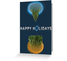 Happy Portal Holiday Greeting Card