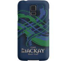 MacKay Tartan Twist Samsung Galaxy Case/Skin