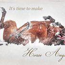 Horse Angels by Lori Deiter