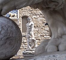 HERCULES and CACUS - FLORENCE by Zoltan